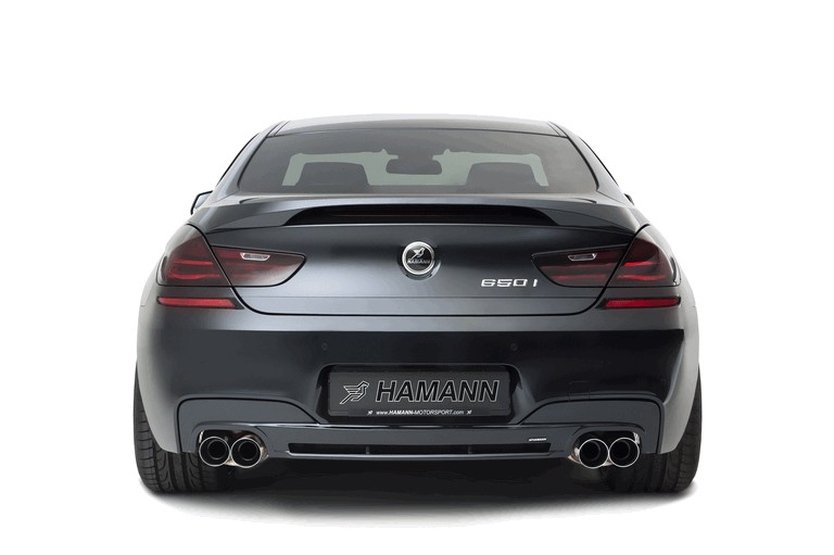 2012 BMW 6er ( F12 ) with Aero Package by Hamann 366081