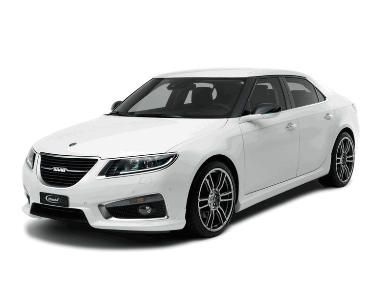 2011 Saab 9-5 sedan by Hirsch 366260