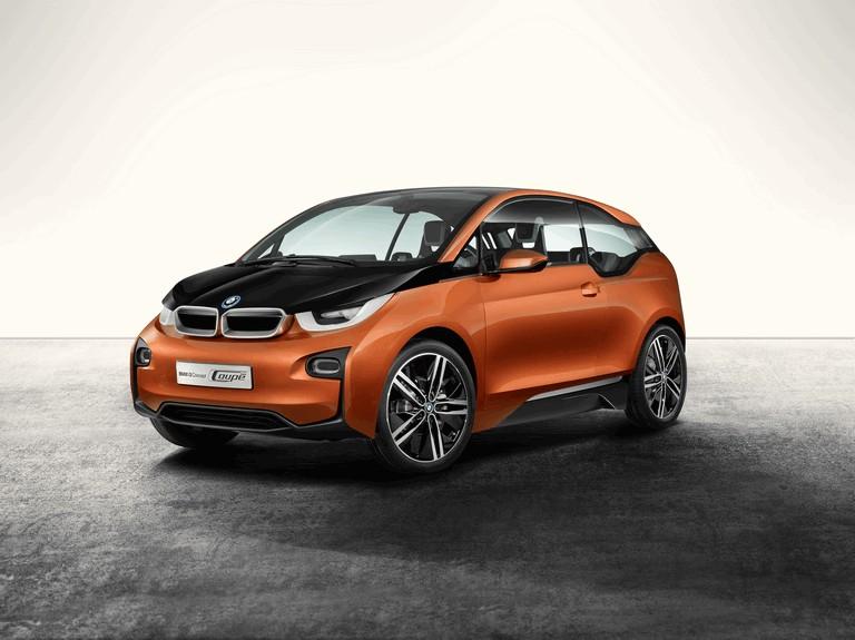 2012 BMW i3 coupé concept 366269