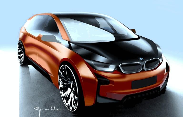 2012 BMW i3 coupé concept 366293
