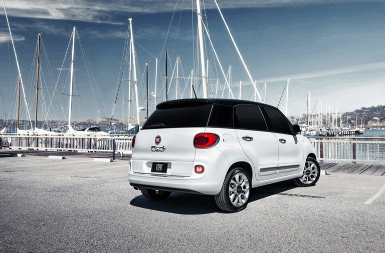 2013 Fiat 500L - USA version 366314