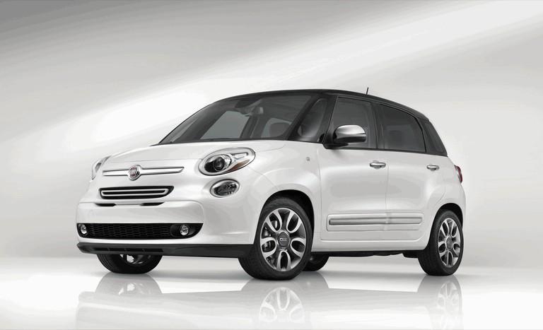 2013 Fiat 500L - USA version 366315
