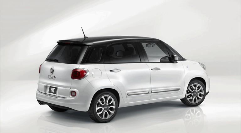 2013 Fiat 500L - USA version 366316