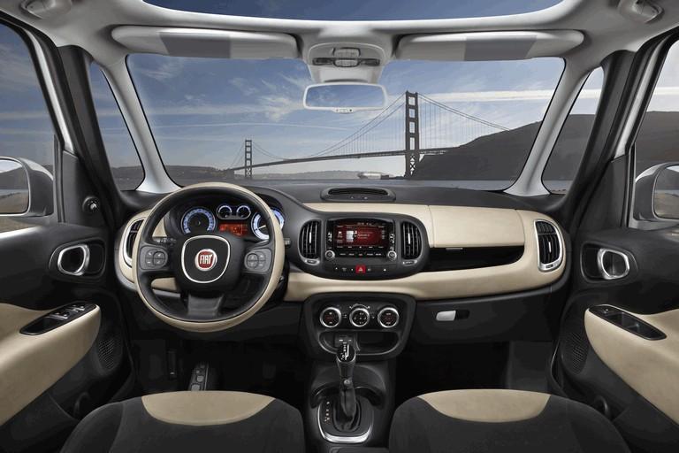 2013 Fiat 500L - USA version 366325