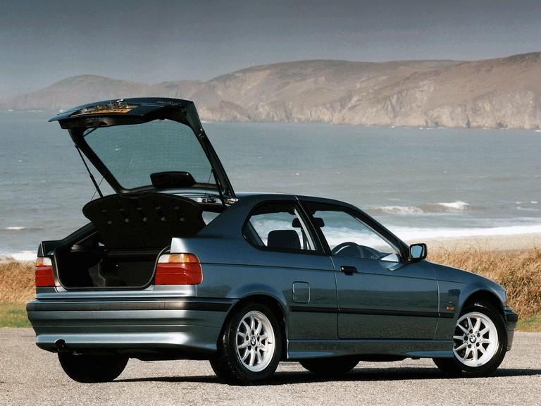 1993 BMW 318ti ( E36 ) compact - UK version 366543