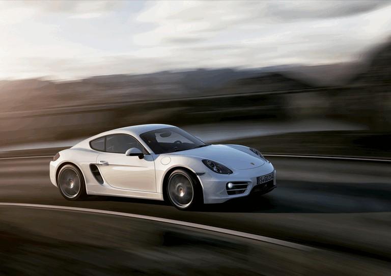 2013 Porsche Cayman 366636