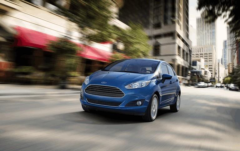 2014 Ford Fiesta 5-door - USA version 366732