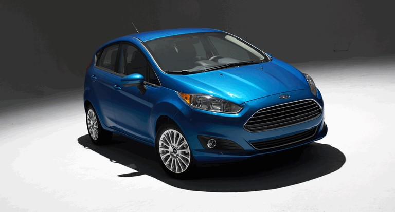 2014 Ford Fiesta 5-door - USA version 366746