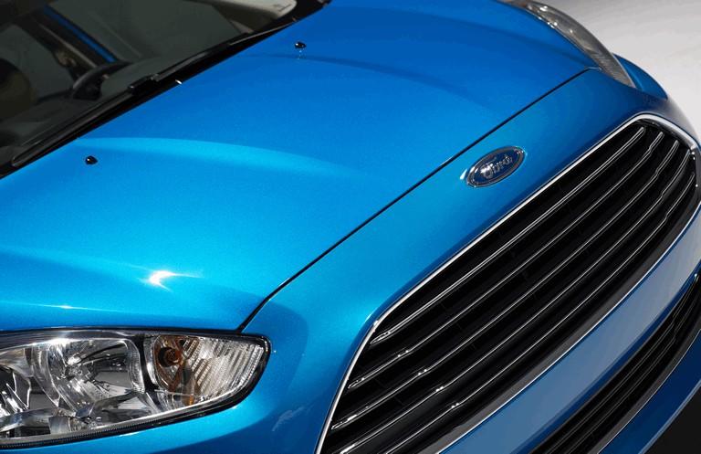 2014 Ford Fiesta 5-door - USA version 366749