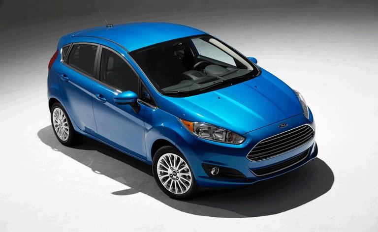 2014 Ford Fiesta 5-door - USA version 366751