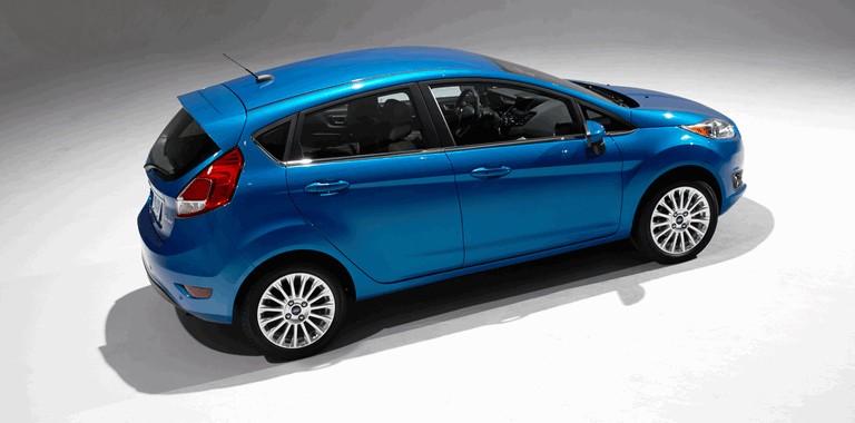 2014 Ford Fiesta 5-door - USA version 366759