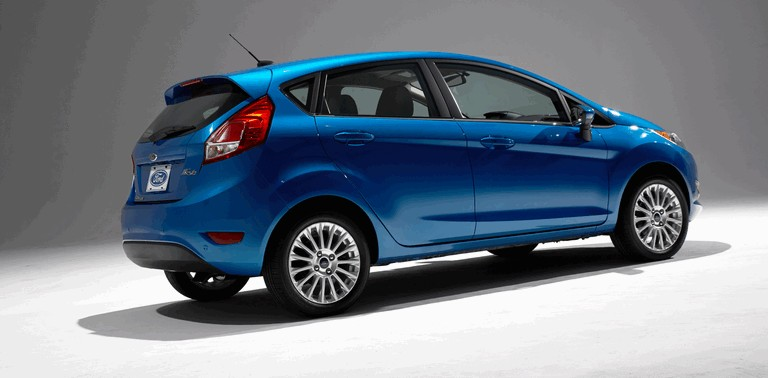 2014 Ford Fiesta 5-door - USA version 366760