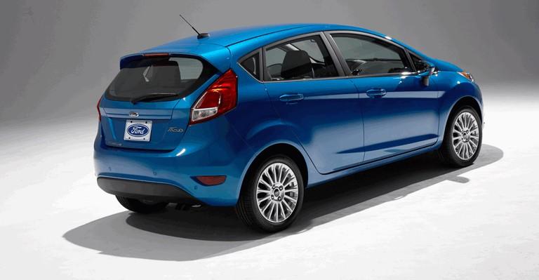 2014 Ford Fiesta 5-door - USA version 366761