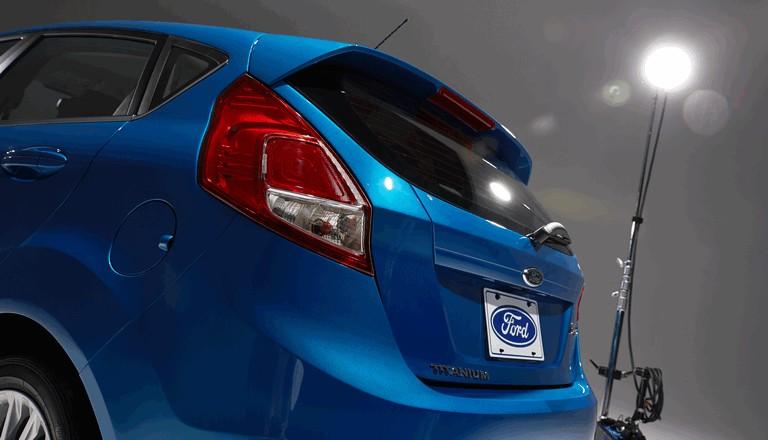 2014 Ford Fiesta 5-door - USA version 366807