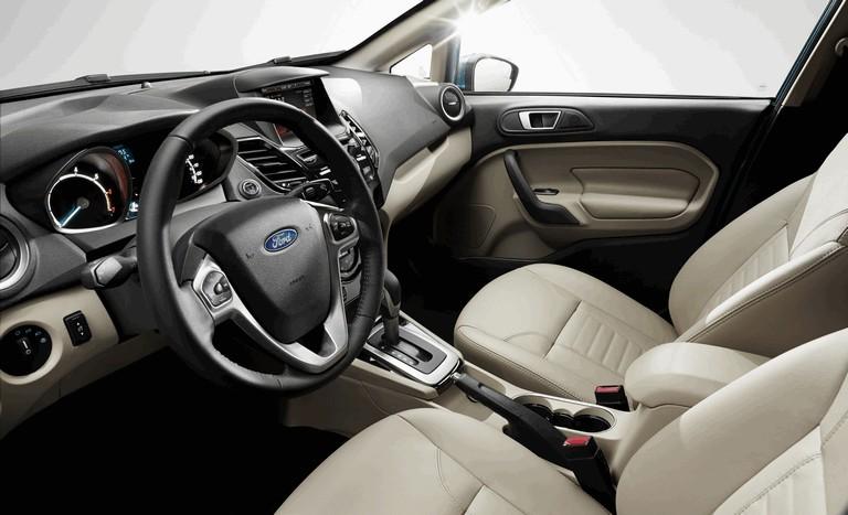 2014 Ford Fiesta 5-door - USA version 366841