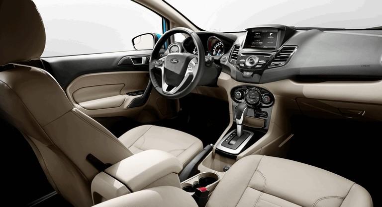 2014 Ford Fiesta 5-door - USA version 366845
