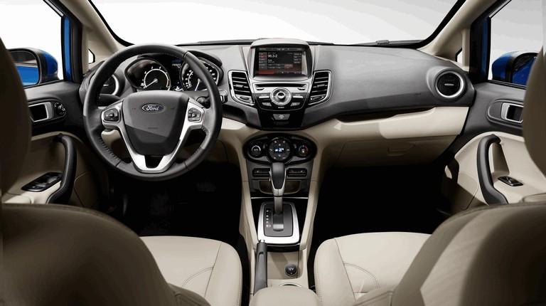2014 Ford Fiesta 5-door - USA version 366846
