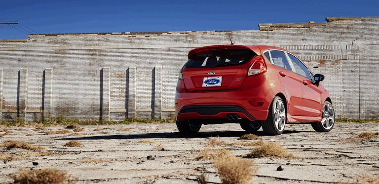 2014 Ford Fiesta ST - USA version 366863