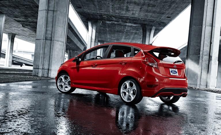 2014 Ford Fiesta ST - USA version 366866