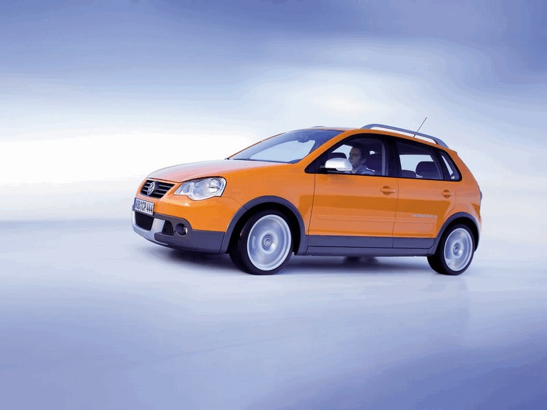 2006 Volkswagen CrossPolo 215697