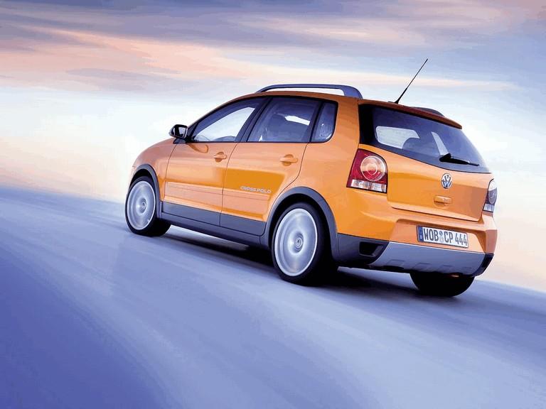 2006 Volkswagen CrossPolo 215698