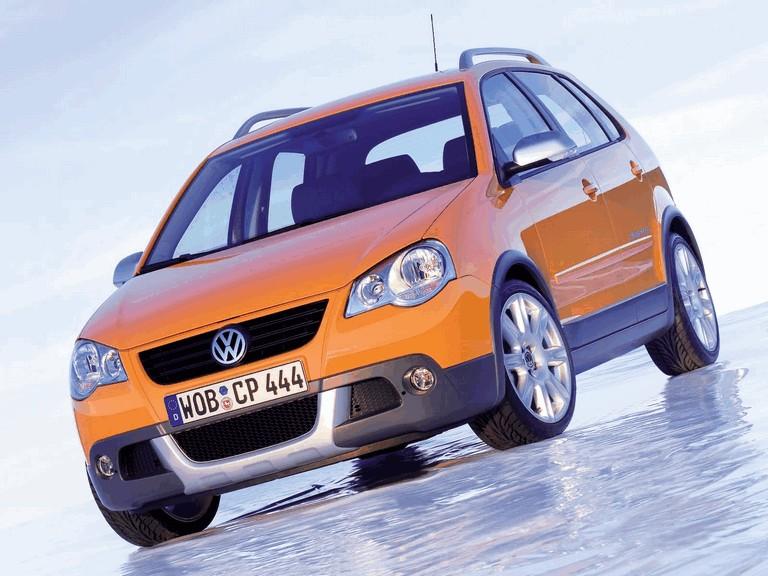 2006 Volkswagen CrossPolo 215699