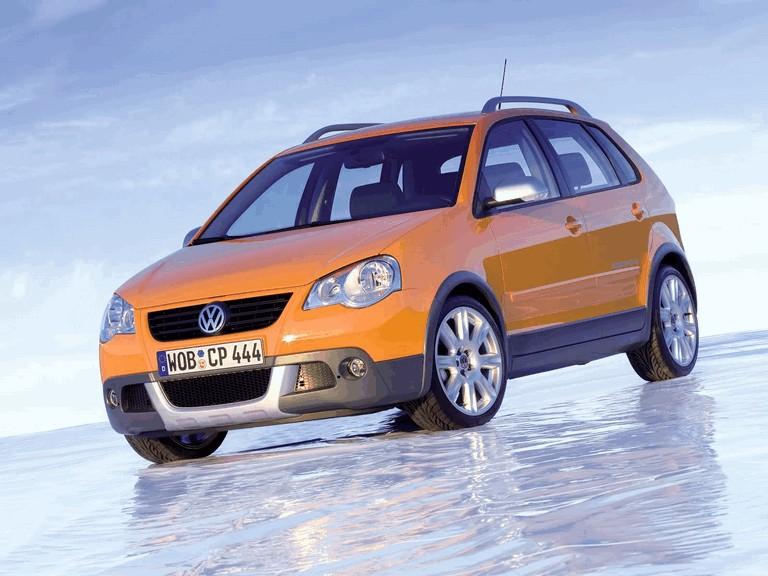 2006 Volkswagen CrossPolo 215700