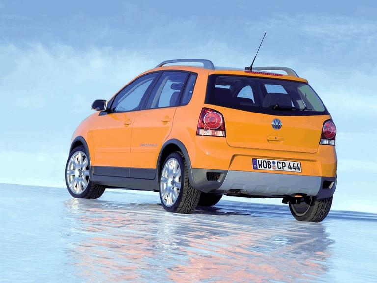 2006 Volkswagen CrossPolo 215701