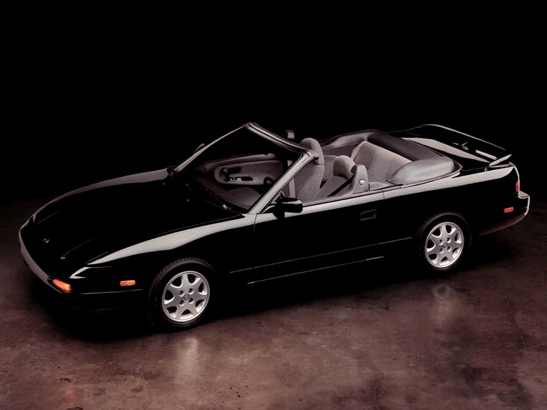 1992 Nissan 240SX convertible 366992