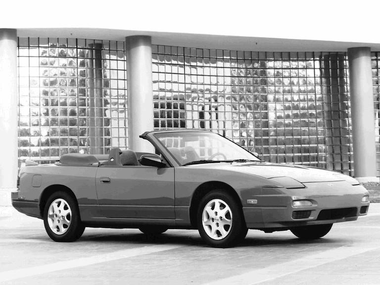 1992 Nissan 240SX convertible 366993