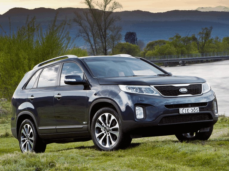2012 Kia Sorento - Australian version 367057