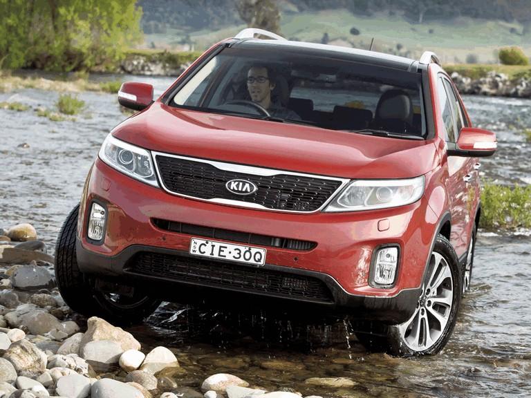 2012 Kia Sorento - Australian version 367064