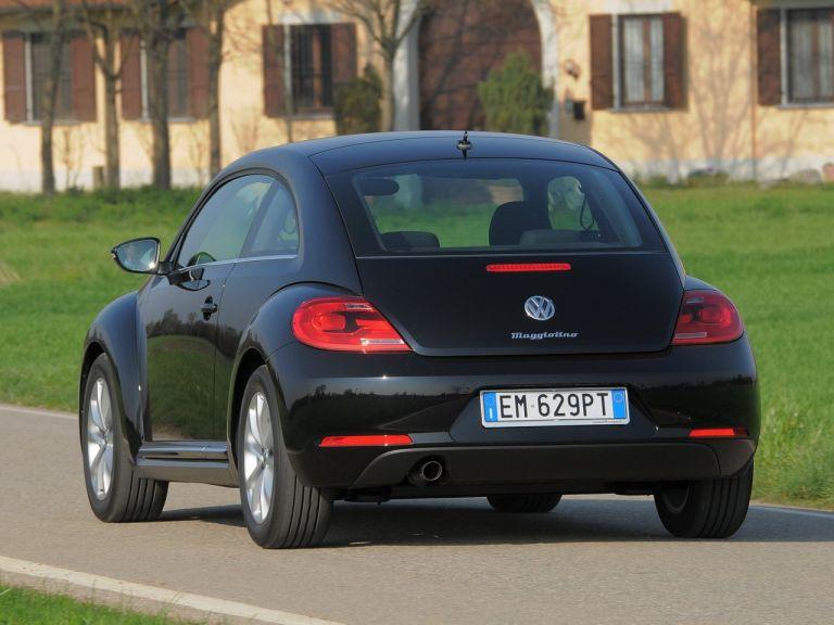 2012 Volkswagen Maggiolino 528196