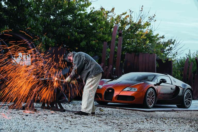 2012 Bugatti Veyron 16.4 Grand Sport by Bernar Venet 367137