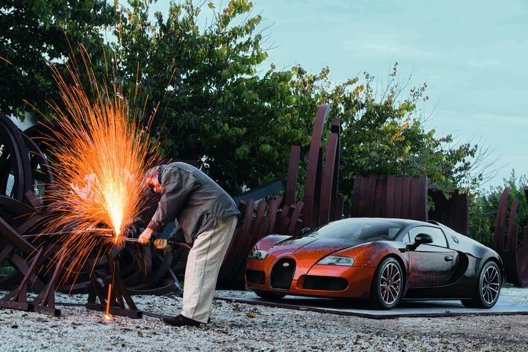 2012 Bugatti Veyron 16.4 Grand Sport by Bernar Venet 367138