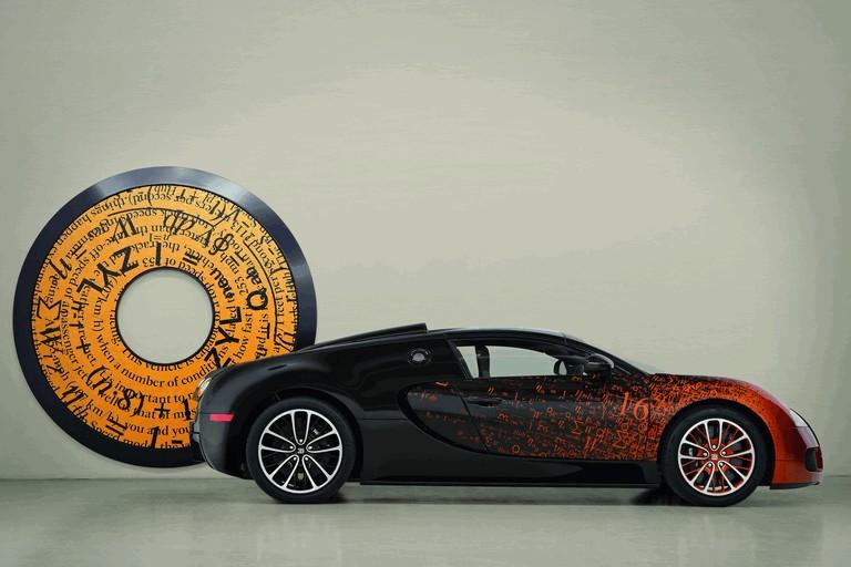 2012 Bugatti Veyron 16.4 Grand Sport by Bernar Venet 367143