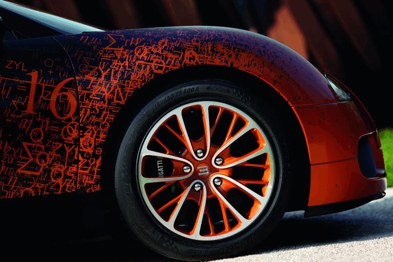 2012 Bugatti Veyron 16.4 Grand Sport by Bernar Venet 367148