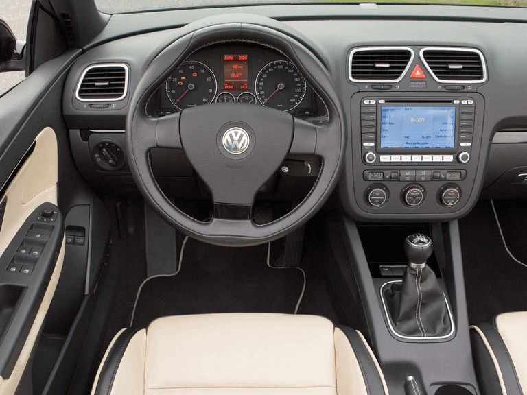 2007 Volkswagen EOS Individual 215731