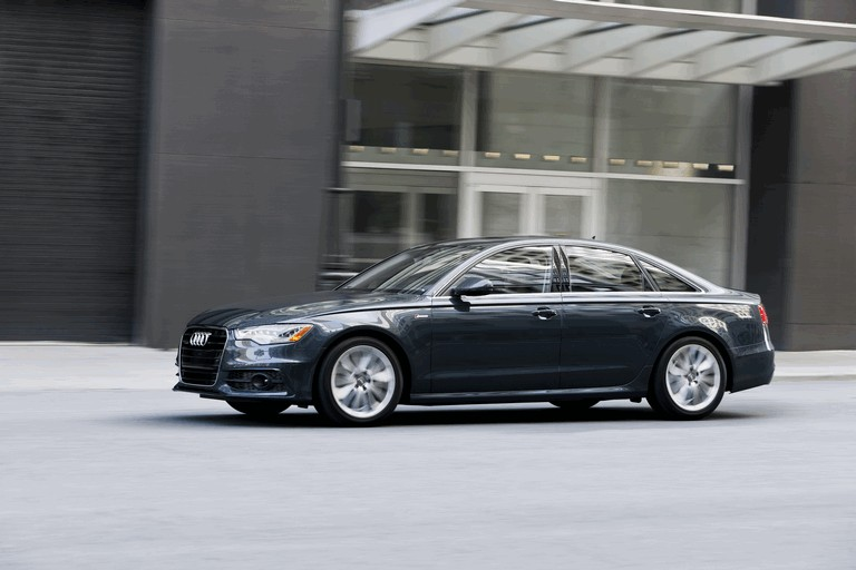 2013 Audi A6 3.0 TFSI - USA version 367407