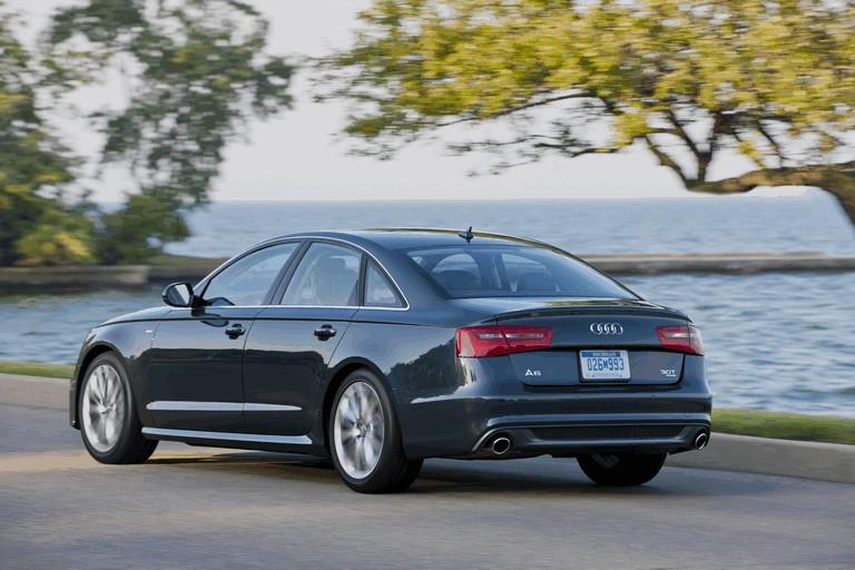 2013 Audi A6 3.0 TFSI - USA version 367413