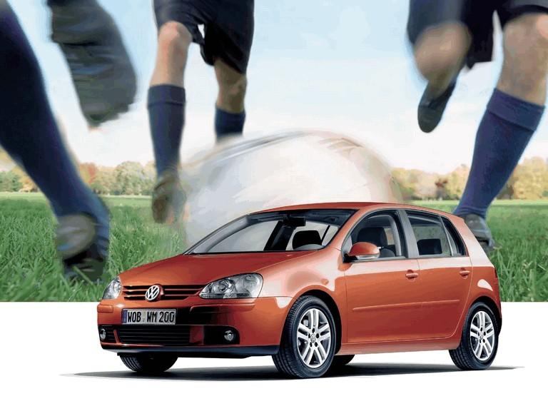 2006 Volkswagen Golf Goal 215746