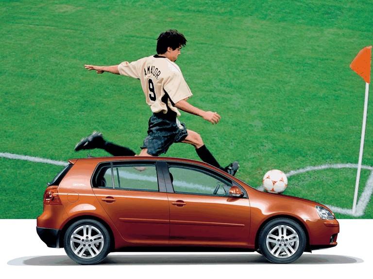 2006 Volkswagen Golf Goal 215747