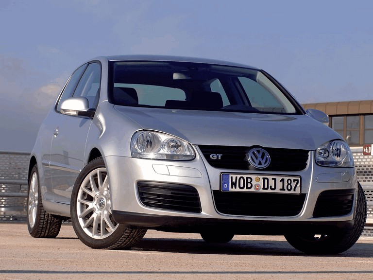 2006 Volkswagen Golf GT TDI 215753
