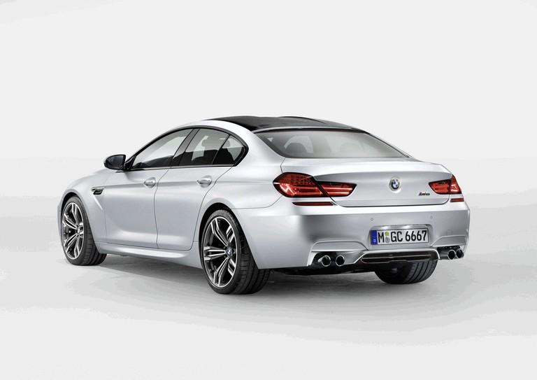 2012 BMW M6 ( F06 ) Gran Coupé 367768