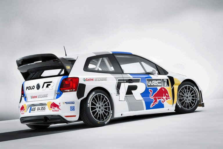 2013 Volkswagen Polo R WRC 367819