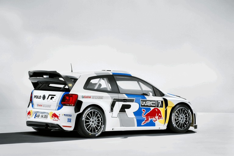 2013 Volkswagen Polo R WRC 367820