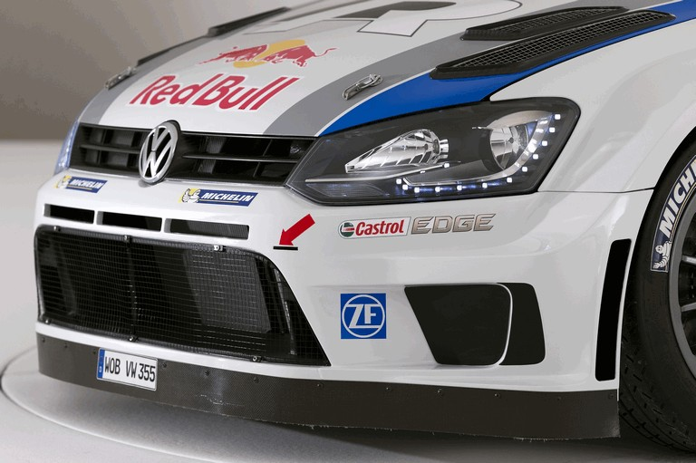 2013 Volkswagen Polo R WRC 367824
