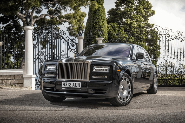 2012 Rolls-Royce Phantom Extended Wheelbase Series II 368151