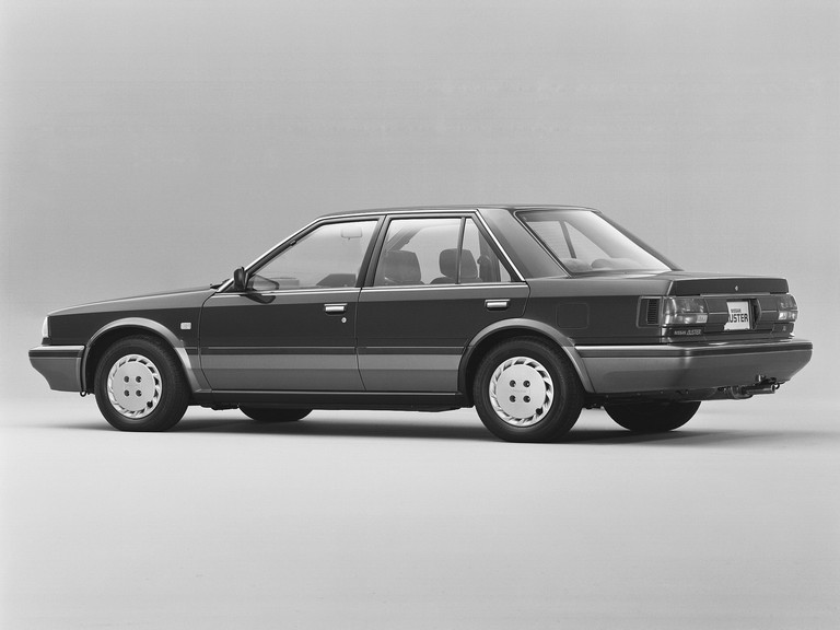 1988 Nissan Auster ( T12 ) Xi - UK version 510256