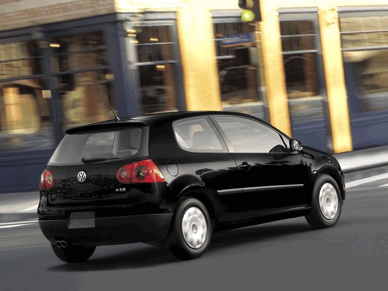 2006 Volkswagen Golf Rabbit 3-door 494471